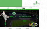 """PrestaShop Theme namens """"Online Sports Store"""""""