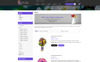 """Lily's Flower Store"" Responsive PrestaShop Thema Groot  Screenshot"