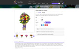 "PrestaShop Theme namens ""Lily's Flower Store"""