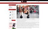 Aloha's Fitness Store PrestaShop Theme