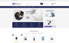Electric - Electronics Store OpenCart Template Big Screenshot