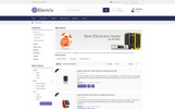 Electric - Electronics Store OpenCart Template