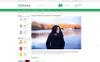 Fashion Apparel Multi Store OpenCart Template Big Screenshot