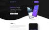 Applook -  App Landing Page Template Big Screenshot