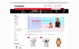 "PSD Vorlage namens ""Threadbare Fashion"""