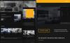 """""""FUNTURE - Interactive Architecture"""" Responsive Website template Groot  Screenshot"""