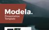 """""""Modela Modern"""" Responsive PowerPoint Template New Screenshots BIG"""