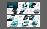 Automotive Keynote sablon