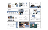 Project Template PowerPoint №80773