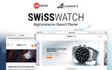 BigCommerce Theme para Sitio de Relojes