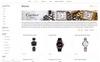 Prémium Swiss Watch BigCommerce Theme Nagy méretű képernyőkép