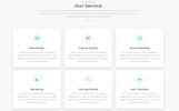 Onex - Consulting & Business Landing Page Template