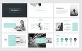 Minimal Presentation Creative PowerPoint Template
