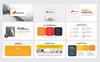 """""""Creative Business"""" modèle PowerPoint  Grande capture d'écran"""
