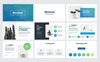 Business Infographic Presentation PowerPoint Template Big Screenshot