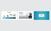 Square - Creative Modern Business Plan PowerPoint Template Big Screenshot