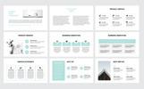 """Happyplan Minimal Presentation"" PowerPoint 模板"