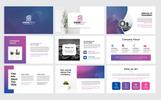"""Creative Business Presentation"" PowerPoint 模板"