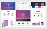 """PowerPoint šablona """"Creative Business Presentation"""""""