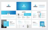 Omera - Modern Presentation PowerPoint Template