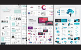 "Tema Bundle #76665 ""33 Presentation - Powerpoint Keynote Google Slides"""