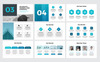 """Margo Modern Presentation"" PowerPoint Template Groot  Screenshot"