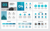 """Margo Modern Presentation"" PowerPoint Template"