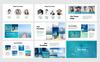 """PowerPoint Vorlage namens """"Margo Modern Presentation"""" Großer Screenshot"""