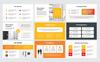 "PowerPoint šablona ""The Brand -"" Velký screenshot"