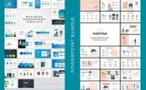 Vorlagen-Bundle für Powerpoint-Präsentationen