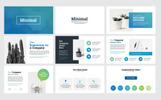 Szablon Keynote Business Infographic Presentation #77068