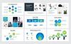 Szablon Keynote Business Infographic Presentation #77068 Duży zrzut ekranu