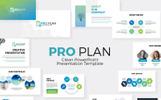 """PowerPoint Vorlage namens """"ProPlan -"""""""