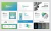 """PowerPoint Vorlage namens """"ProPlan -"""" Großer Screenshot"""