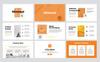 """PowerPoint Vorlage namens """"Minimal -"""" Großer Screenshot"""