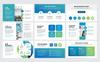 "PowerPoint šablona ""Probiz Business Presentation"" Velký screenshot"