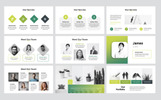 Green Creative Business Keynote Template