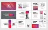 Velubiz - Creative Business PowerPoint Template