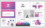 Modern Business Presentation Keynote Template