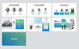 M Plash - Business PowerPoint Template