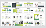 The Brand Business Presentation PowerPoint Template