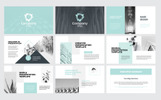 Company Pro Clean Business Keynote Template