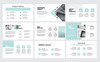 Company Pro Clean Business Keynote Template En stor skärmdump
