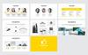 Settings Business PowerPoint Template Big Screenshot