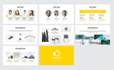 Settings Business PowerPoint Template