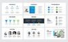 Arrow Business Plan Keynote Template Big Screenshot