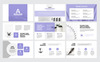"""Adhar - Modern Minimal Business"" PowerPoint Template Groot  Screenshot"