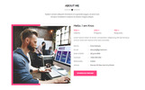 Kroo Landing Page Template