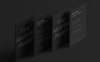 North Port | All Caps Brush Font Big Screenshot