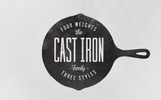 "Шрифт ""Cast Iron Family"""
